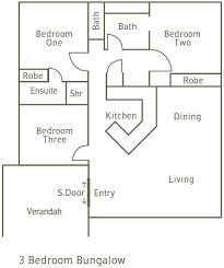bungalow house plan 3 bedroom bungalow plans 3 bedroom bungalow house plans home ideas