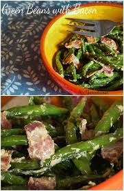 green beans with bacon a classic thanksgiving side dish with a