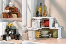 kitchen counter storage ideas kitchen graceful kitchen counter corner shelves excellent