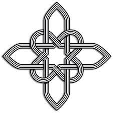 tribal celtic knot tattoo design beautiful tattooshunter com