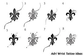 jasmine symbol wrist tattoo ideas tattoomagz