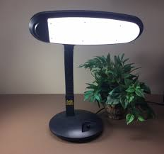 Sunlight Desk Lamp by Led Bright Light Therapy Lux Desk Lamps The Sunbox Company