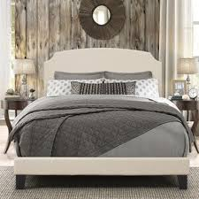 Addison Bedroom Furniture by Hillsdale Furniture Addison Bed In One Fog Fabric Free Shipping
