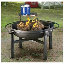 Firepit And Grill by Browning Cowboy Fire Pit Grill Fire Pit Design Ideas
