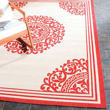 Large Patio Rugs by Easy To Clean Outdoor Rug Envialette