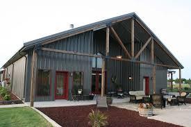shed homes plans mueller buildings custom metal steel frame homes