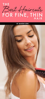 hairstyles for women with thinning hair on top the best haircuts for fine thin hair makeup com