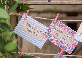 make your own diy rustic wedding seating plan