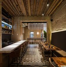 house and home design blogs donaire arquitectos rehabs an old house into a new restaurant