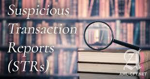 Willful Blindness Aml Suspicious Transaction Report Str Suspicious Activity Report