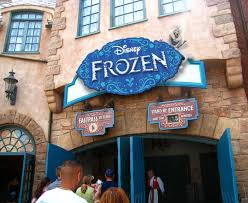 frozen after ride thaws opening date at epcot magical