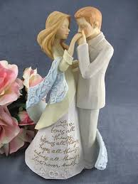 christian wedding cake toppers foundations and groom wedding cake topper figurine