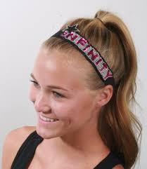 infinity headband glam headbands lettered headbands collegiate headbands