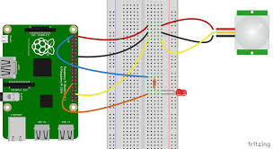 component infrared motion sensor circuit ir build arduino based