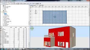 Sweet Home 3d Floor Plans by Unsulbar Desain Rumah Sederhana Sweet Home 3d Youtube