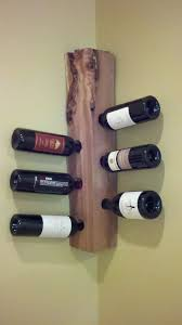 wooden wine racks wall mounted sosfund