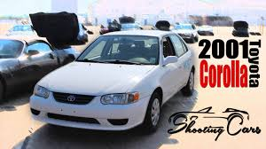 2000 toyota corolla reviews 2001 toyota corolla an in depth review