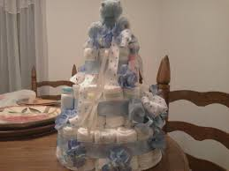 instructions make diaper cake u2014 c bertha fashion step by step