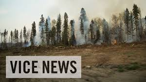Alberta Wildfire System by Inside The Alberta Wildfires Youtube