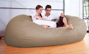 Bean Bag That Turns Into A Bed Giant Bean Bag Lounger Jaxx Jaxx Bean Bags