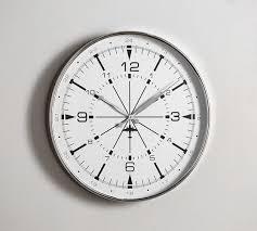 Pottery Barn Outdoor Clock Pottery Barn Wall Clock 12 000 Wall Clocks