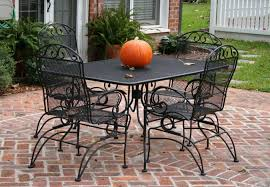 Lowes Patio Table Metal Patio Table Set Outdoor Furniture Cnxconsortium Garden Lowes