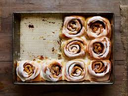 Food Network Com Kitchen by How To Make Classic Cinnamon Rolls Recipes Dinners And Easy