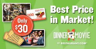 restaurant egift cards specials by restaurant 2 tickets 100 restaurant