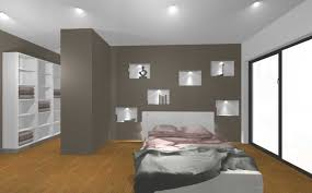 deco chambre parentale design chambre parents moderne avec galerie et enchanteur deco chambre