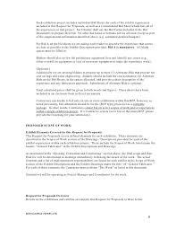 bid memo templates business proposal template 01 30 business