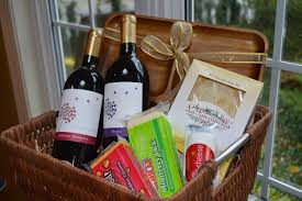 wine and cheese gifts diy food gifts soiree