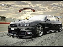 nissan skyline 2008 darkness design nissan skyline by darknessdesign on deviantart