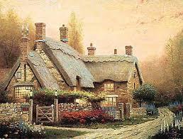 kinkade mckenna s cottage centered