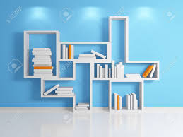 Light Blue Walls by Light Blue Walls Bookshelf Stock Photos U0026 Pictures Royalty Free