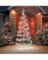 Outdoor Christmas Decorations Spiral Trees by Fall Savings On Improvements Proline Animated Juggling Snowman Led