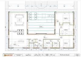 petit plat en chambre maison domibilis toit plat terrasse contemporaine moderne 100m