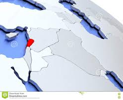 Lebanon On World Map by Lebanon On World Map Stock Illustration Image 78581043