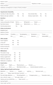 monitoring visit report template the home visit american family physician