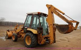 1988 case 580k backhoe item i2444 sold february 5 manha