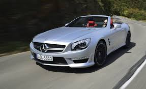 2013 mercedes benz sl63 amg first drive review car and driver