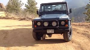 defender land rover 1997 1997 land rover defender 90 at the red noland pre owned center
