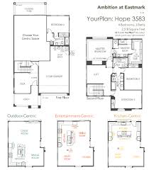 Ashton Woods Floor Plans by Hope 3583 Eastmark