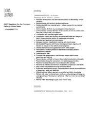 Assistant Buyer Resume Examples by Trimmings Buyer Resume Sample Velvet Jobs