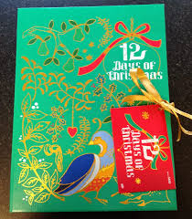 all things lush uk 12 days of christmas gift set