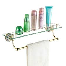 Glass Shelves For Bathroom Wall Cheap Bathroom Wall Towel Shelves Bathroom Corner Shelves
