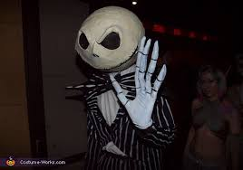 Halloween Costumes Nightmare Christmas Diy Jack Skellington Costume Tim Burton U0027s Nightmare
