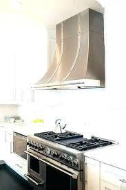 broan kitchen fan hood best broan range hood stainless steel kitchen hoods ideas on inside