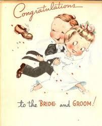 Wishing Bride And Groom The Best Best Wishes To Amanda U0026 Eric