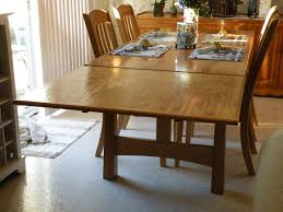 Pull Out Table Dutch Pullout Dining Room Table Finewoodworking