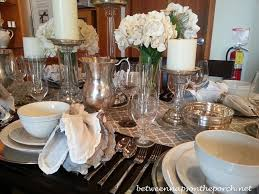 Centerpieces For Quinceaneras Dining Tables San Francisco Fall Table Settings Table Decorations